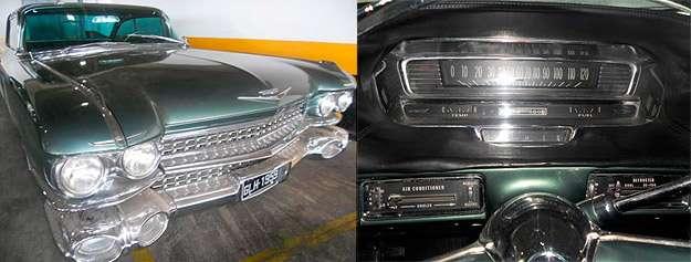 Um dos �cones dos anos 50, Cadillac Coupe DeVille 1959 vale R$ 330 mil - Reprodu��o/Vrum