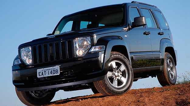 Unidades envolvidas no recall foram produzidas em 2011 e 2012 - Studio Malagrine/Jeep Divulga��o