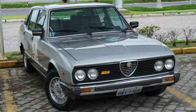 T�lio Silva/Alfa Romeo Clube MG/Divulga��o