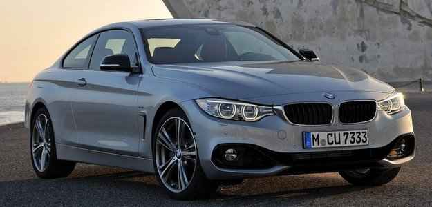 Cup� � o primeiro s�rie 4 da BMW em terras brasileiras  (BMW/divulga��o )