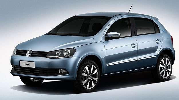 Gol Comfortline com pacote Fun - Volkswagen/Divulga��o
