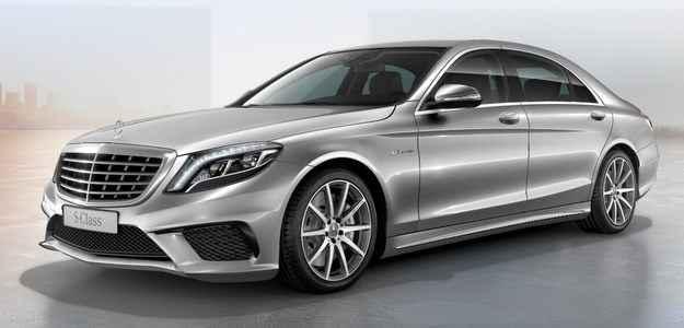 Sed� � equipado com motor AMG V8 biturbo  (Mercedes/divulga��o )