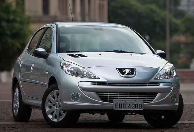 Peugeot 207 Active  agora custa R$35.390 - Peugeot/Divulgação