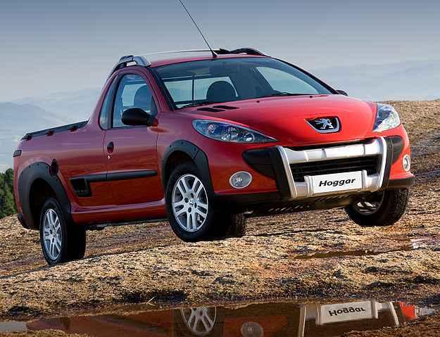 Hoggar ganhou desconto e caiu de R$ 34.790 para os R$ 32490 (Peugeot/Divulga��o)