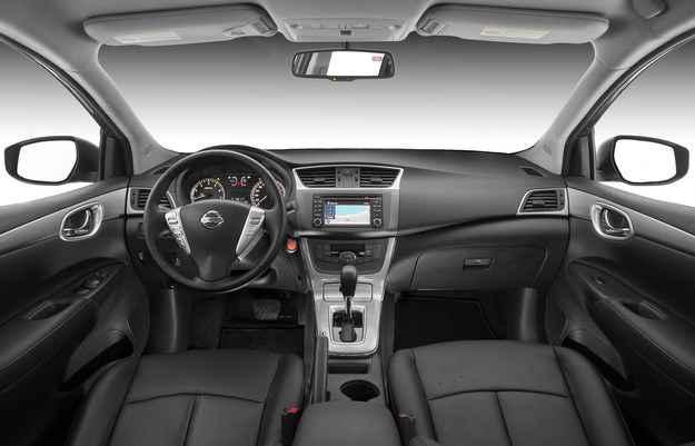 Interior tem acabamento impecável - Nissan/divulgação