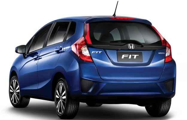 Fit traz o motor 1.5L i-VTec Flex One de 116 cv de pot�ncia e torque de 15,3 kgfm - Honda/Divulga��o