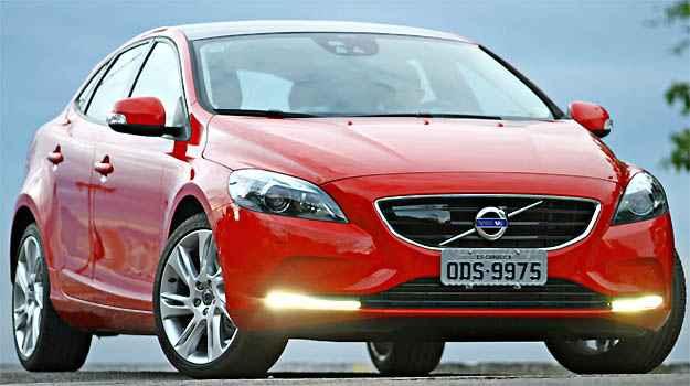 Volvo V40 perde até 18,75% de seu valor - Volvo/Divulgação