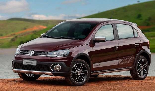 Com novo motor 1.6 de 120cv, Gol Rallye vale R$ 50.150 - Volkswagen/Divulgação