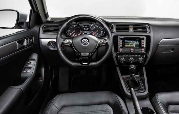 Qualquer semelhan�a com o interior do Golf n�o � mera coincid�ncia (Volkswagen/Divulgacao)