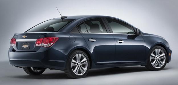 Visual aproxima o carro do novo Impala e do Malibu  (Divulga��o )