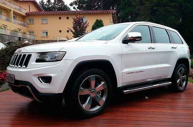 Jeep lan�a Cherokee Limited Diesel no Brasil por R$ 239,9 mil