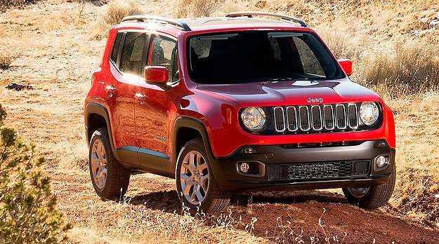 Jeep Renegade ser� fabricado em Pernambuco - Jeep/Divulga��o