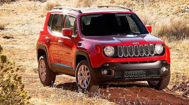 Jeep revela mais detalhes do Renegade que ser� fabricado no Brasil