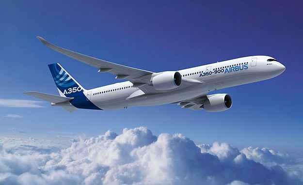 Avi�o � capaz de levar at� 315 passageiros com teto de 14.350 km (Airbus/Divulga��o)