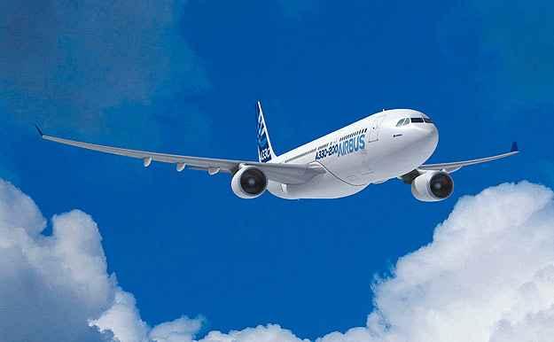 Seis A330-200 v�o integrar frota da Azul. TAM possui dez (Airbus/Divulga��o)