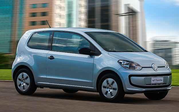 Volkswagen lan�a vers�o duas portas e c�mbio I-Motion no up!