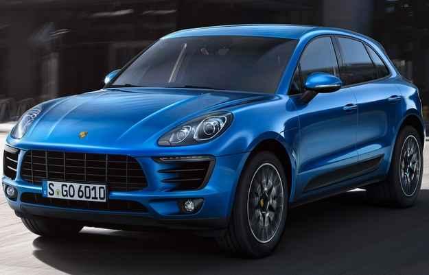 Inicialmente, o Brasil receber� duas vers�es do Macan   (Porsche/divulga��o)