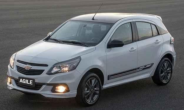 Chevrolet amplia recall de Agile e Classic para mais 192 unidades