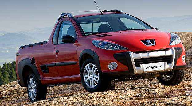 Veja fotos do Peugeot Hoggar - Peugeot/Divulga��o