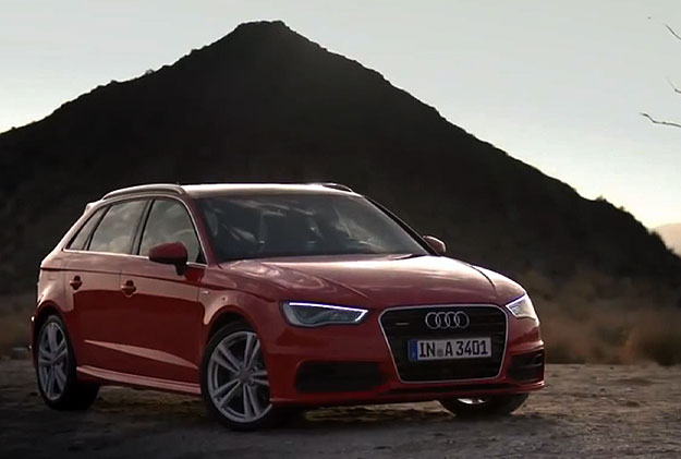 Audi lan�a vers�o mais barata do A3 Sportback