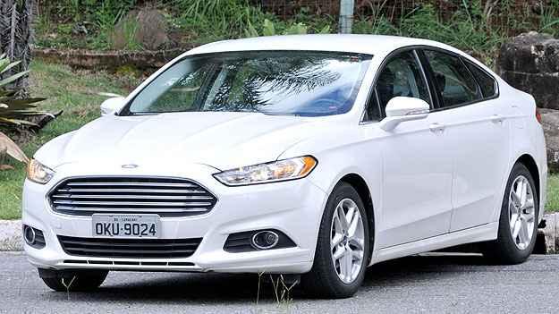 Ford Fusion 2.5 flex tem consumo razo�vel e bom n�vel de equipamentos