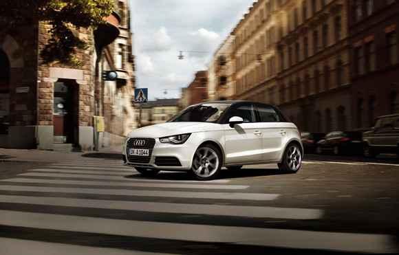 Audi A1 Kult é inspirado na versão Attraction e é equipado com motor 1.4 TFSI de 122 cv  - Audi/divulgação