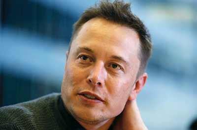 Elon Musk fundou a Tesla com ajuda do governo americano (Reuters/Stephen Lam )