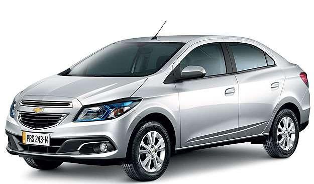 Vers�o top de linha LTZ tem pre�o sugerido a partir dos R$ 51.296 - Chevrolet/divulga��o