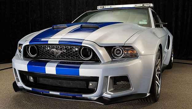 O Mustang�o � um dos que ditam o ritmo na categoria mais popular nos Estados Unidos, a Nascar - Divulga��o