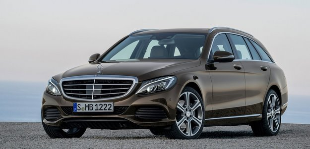 Mercedes-Benz apresenta o Classe C Estate 2015