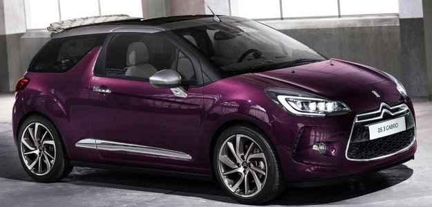 DS3 Cabrio tem tr�s op��es do motoriza��o (Citroen/divulgacao)