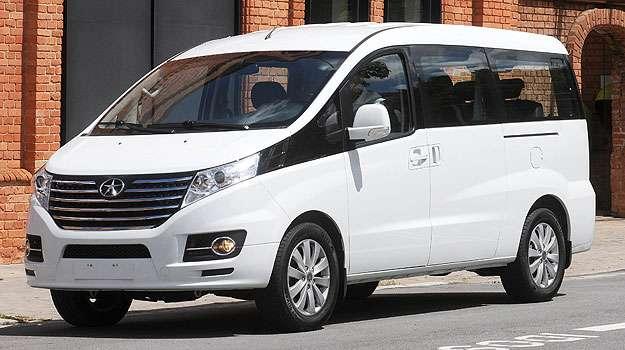 JAC Motors concede desconto na maxivan T8 at� junho