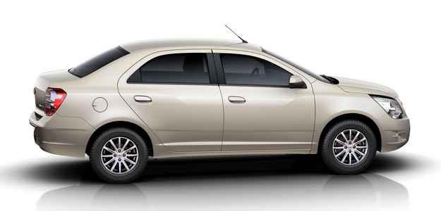 Na vers�o 1.8, o carro traz transmiss�o autom�tica de seis marchas (opcional) (Chevrolet/divulga��o)