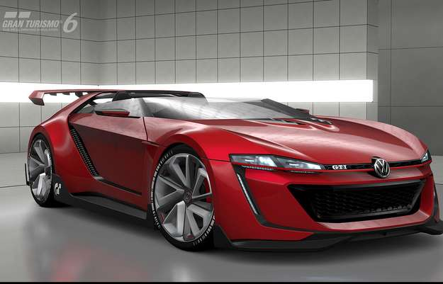 Esportivo � equipado com motor 3.0 VR6 capaz de gerar 503 cv de pot�ncia e 68 kgfm de torque (Volkswagen/divulga��o)
