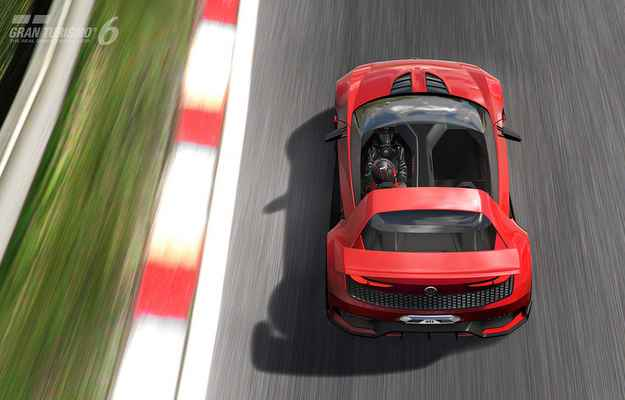 Volkswagen mostrar� um prot�tipo id�ntico em escala real em W�rthersee (Volkswagen/divulga��o)