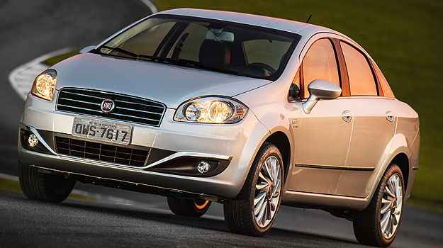 Fiat Linea tem preços a partir de R$ 55.850 - Fiat/Divulgação