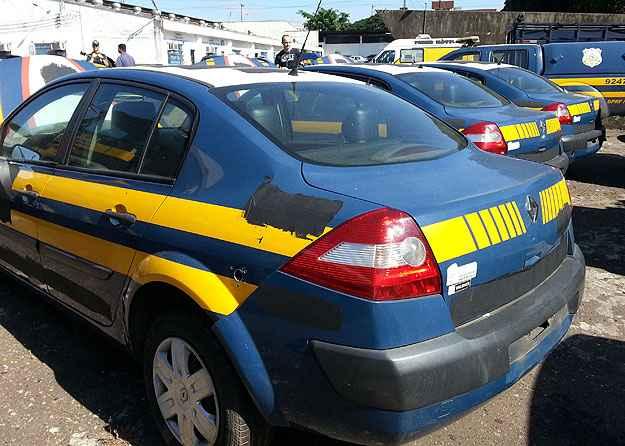 Renault Megane Expression 2.0 - 2009 - R$ 2.900 (Thiago Ventura/EM/D.A Press)