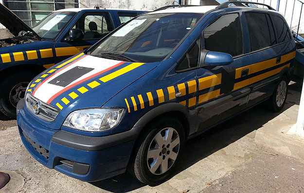 Chevrolet Zafira 2010: R$ 7.500 (Thiago Ventura/EM/D.A Press)