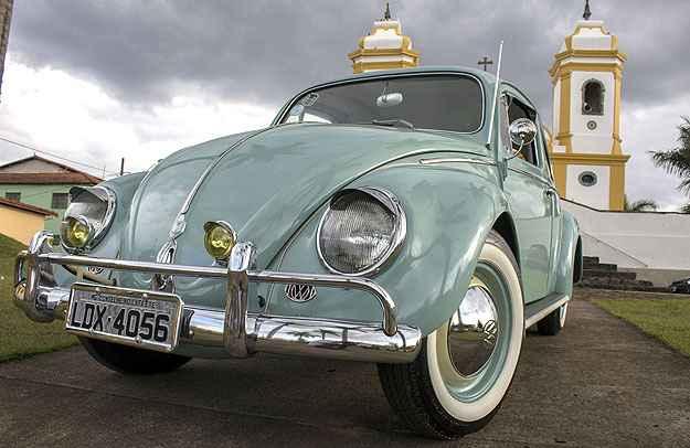 Fusca 1959: Melhor Aircooled Original - Leonardo Silva | Foto Design / Divulga��o