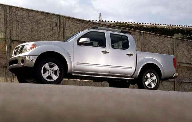 Frontier, na versão atual, está com os dias contados. - Nissan/Divulgação