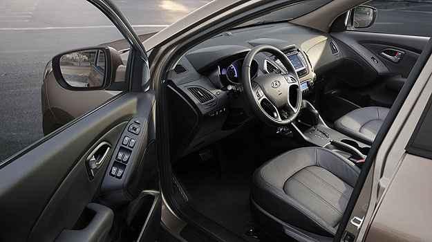 Hyundai vai verificar o torque dos parafusos de fixa��o da bolsa de airbag do condutor, montados no volante do ve�culo (Hyundai/Divulga��o)