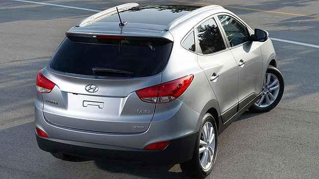 Clique aqui e veja mais fotos do Hyundai ix35! (Hyundai/Divulga��o)