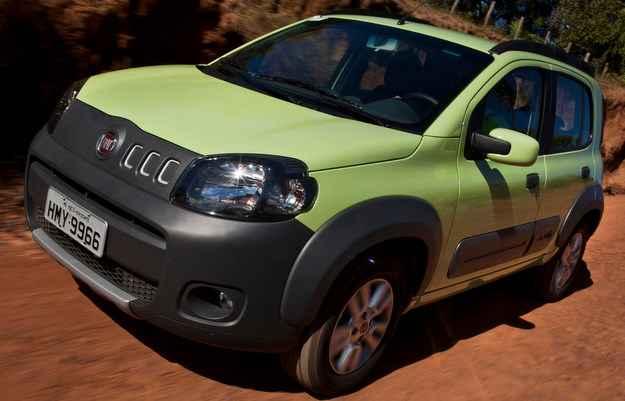 Uno despenca em vendas e � o nono mais vendido no pa�s em maio  - Fiat/divulga��o
