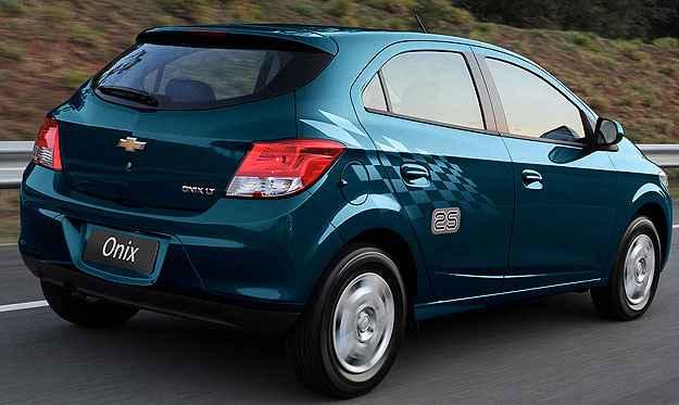 Onix � o carro chefe da Chevrolet no Brasil: 11.698 vendas em maio -