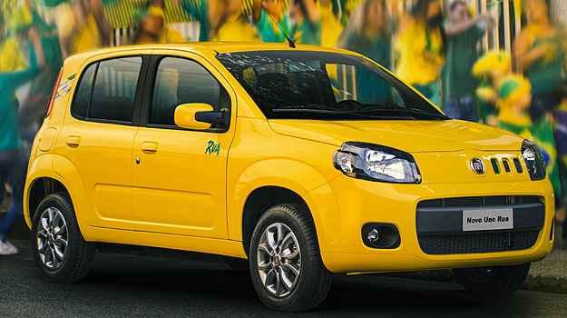 Com vendas em queda, Fiat aposta agora na vers�o Rua do Uno - Fiat/Divulga��o
