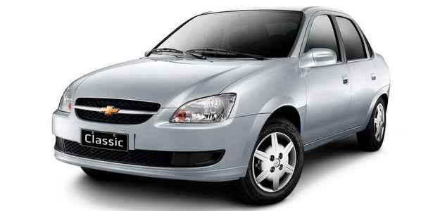 Toda a linha oferece ar-condicionado de s�rie - Chevrolet/Divulga��o