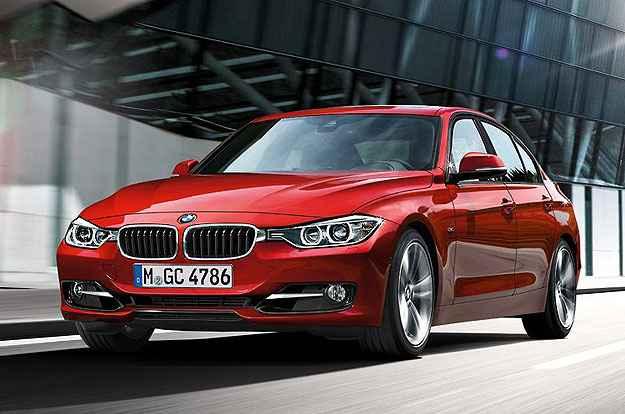 S�rie 3 ser� o primeiro ve�culo produzido pela BMW no Brasil (Bmw/Divulga��o)