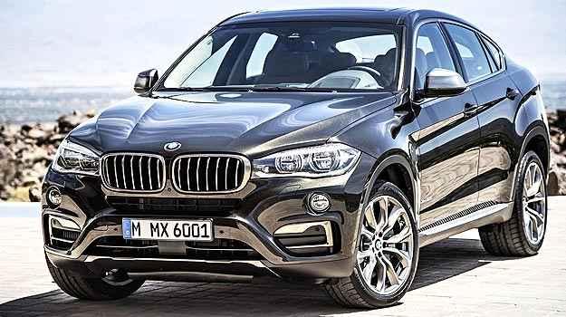 BMW apresenta o novo utiit�rio-esportivo  X6
