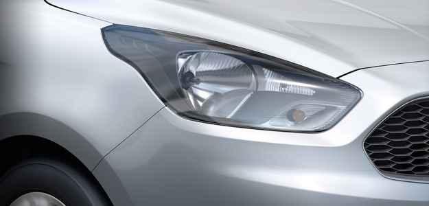 Luzes dianteiras modernizam visual  (Ford/divulga��o )