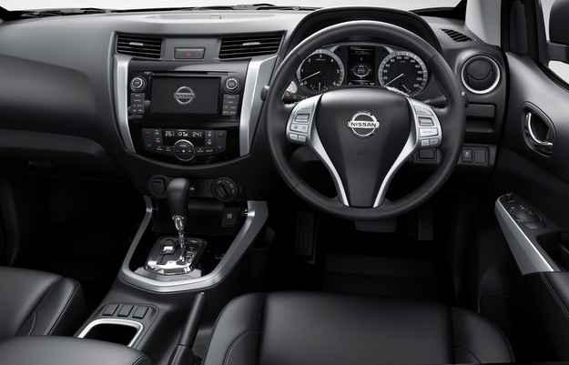 Interior oferece mais tecnologia como sistema multim�dia com tela sens�vel ao toque (Nissan/divulga��o)
